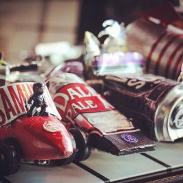 """CanWood Derby rolls back into Ale House on 10/4! Want to race? Email the following five pieces of info to bjaeger@alehousedenver.com:  1️⃣""""Beer Can Derby"""" in the subject line of the email 2️⃣ Your First and Last Name 3️⃣ Team Name (Optional) 4️⃣ Contact Phone # 5️⃣ Contact Email Address A follow-up email will be sent to you to complete your registration and provide info on how to obtain your free official car kit. Registration will not be complete until all of the above info is received.  Good luck, racers! 🏁"""